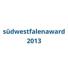 Südwestfalenaward 2013