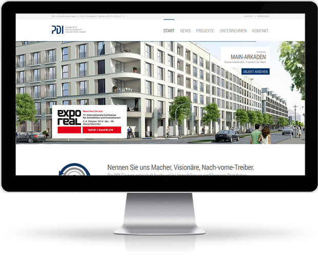 PDI Property Development Investors GmbH